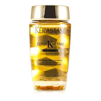 Kerastase Elixir Ultime Олео-Комплекс Нежный Очищающий Шампунь с Маслами (для Всех Типов Волос)  250ml/8.5oz