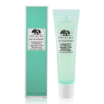 No Puffery Cooling Roll-On For Puffy Eyes (15ml/0.5oz)