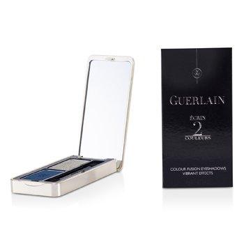Guerlain Ecrin 2 Couleurs Colour Fusion Тени для Век - # 02 Two Stylish 2x2g/0.07oz
