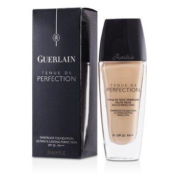 Guerlain Tenue De Perfection Стойкая Основа SPF 20 - # 02 Светлый Беж 30ml/1oz