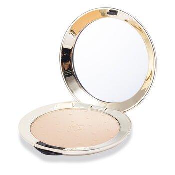 Guerlain Les Voilettes Прозрачная Компактная Пудра - # 4 Золотистый 6.5g/0.22oz