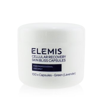 Cellular Recovery Skin Bliss Capsules (Salon Size) - Green Lavender (100 Capsules)
