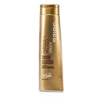 Joico K-Pak Color Therapy Шампунь - Сохраняет Цвет и Восстанавливает Повреждения (Новая Упаковка) 300ml/10.1oz