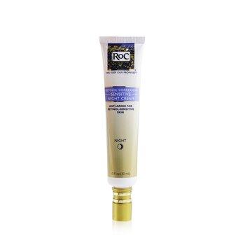 Retinol Correxion Sensitive Night Cream (Sensitive Skin) (30ml/1oz)