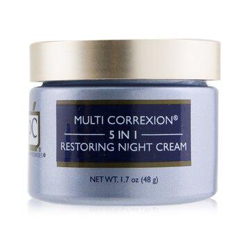 Multi Correxion 5 in 1 Restoring Night Cream (48ml/1.7oz)
