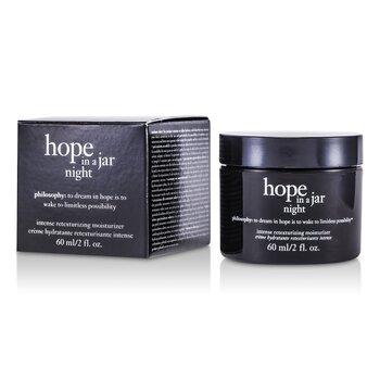 Hope In a Jar Night Intense Retexturizing Moisturizer (60ml/2oz)