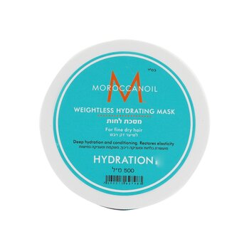 Weightless Hydrating Mask (For Fine Dry Hair) (500ml/16.9oz)