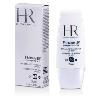 Helena Rubinstein Premium UV Антивозрастное УФ Защитное Средство SPF 50/PA+++ (Изготовлено в Японии) 30ml/1.01oz
