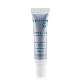 Spirulines Intensif Rides Combleur-Green Rides (Salon Product) (15ml/0.51oz)