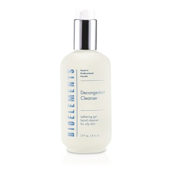 Decongestant Cleanser - For Oily, Very Oily Skin Types (177ml/6oz)