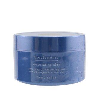 Restorative Clay - Pore-Refining Facial Mask (73ml/2.5oz)
