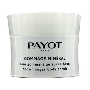 Payot Gommage Минеральный Скраб для Тела с Коричневым Сахаром 200ml/6.7oz