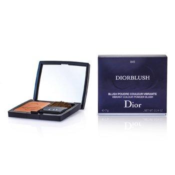 Christian Dior DiorBlush Яркие Пудровые Румяна - # 849 Mimi Bronze 7g/0.24oz