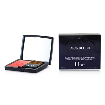 DiorBlush Vibrant Colour Powder Blush - # 889 New Red (7g/0.24oz)