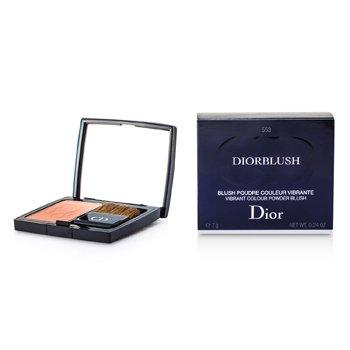 Christian Dior DiorBlush Яркие Пудровые Румяна - # 553 Cocktail Peach 7g/0.24oz