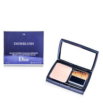 Christian Dior DiorBlush Яркие Пудровые Румяна - # 746 Beige Nude 7g/0.24oz