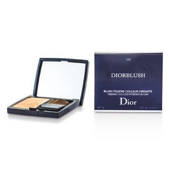 DiorBlush Vibrant Colour Powder Blush - # 586 Orange Riviera (7g/0.24oz)