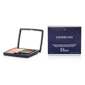 Christian Dior DiorBlush Яркие Пудровые Румяна - # 756 Rose Cherie 7g/0.24oz