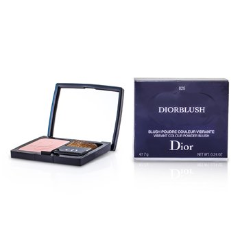 Christian Dior DiorBlush Яркие Пудровые Румяна - # 829 Miss Pink 7g/0.24oz