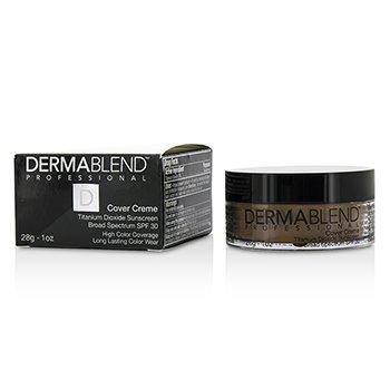 Dermablend Тональный Крем с Широким Спектром Защиты SPF30 (Полное Покрытие) - Оливковый Коричневый 28g/1oz