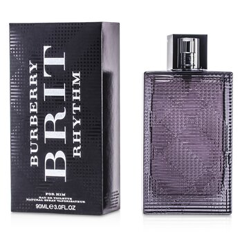 BurberryBrit Rhythm Eau De Toilette Spray 90ml/3oz