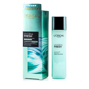 LOreal Hydra Fresh Балансирующий Очищающий Лосьон-Маска 175ml/4.2oz
