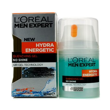 Men Expert Hydra Energetic Quenching Gel (Pump) (50ml/1.7oz)