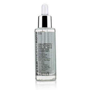 Oilless Oil 100% Purified Squalane Moisturizing Lightweight Skin Softener (30ml/1oz)