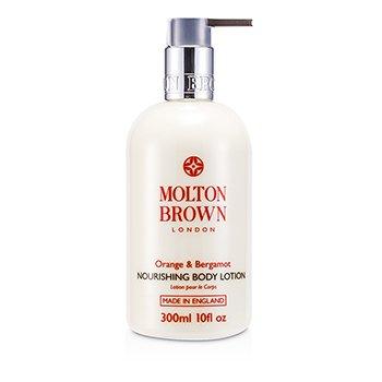 Molton Brown Orange  Bergamot Питательный Лосьон для Тела 300ml/10oz