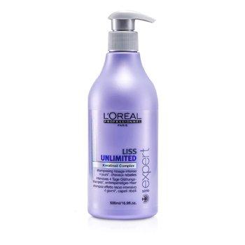 LOreal Professionnel Expert Serie - Liss Unlimited Разглаживающий Шампунь (для Непослушных Волос) 500ml/16.9oz