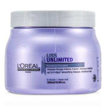 LOreal Professionnel Expert Serie - Liss Unlimited Разглаживающая Маска (для Непослушных Волос) 500ml/16.9oz