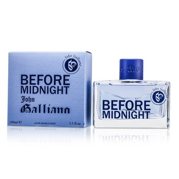 John Galliano Before Midnight Лосьон после Бритья 100ml/3.3oz