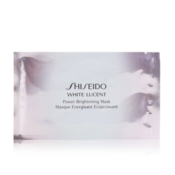 White Lucent Power Brightening Mask (6 sheets)