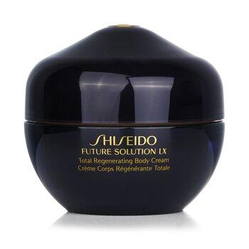 Shiseido Future Solution LX Регенерирующий Крем для Тела 200ml/6.7oz