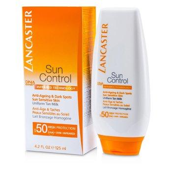Lancaster Sun Control Молочко для Тела для Ровного Загара SPF 50 125ml/4.2oz