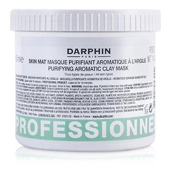 Skin Mat Purifying Aromatic Clay Mask (Salon Size) (400ml/14.9oz)