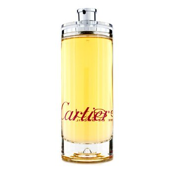 Cartier Eau De Cartier Zeste De Soleil EDT Spray 200ml/6.8oz