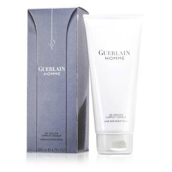 Guerlain Homme Шампунь для Волос и Тела 200ml/6.7oz