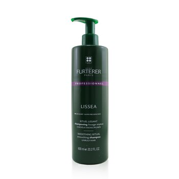 Lissea Smoothing Ritual Smoothing Shampoo - Unruly Hair (Salon Product) (600ml/20.2oz)