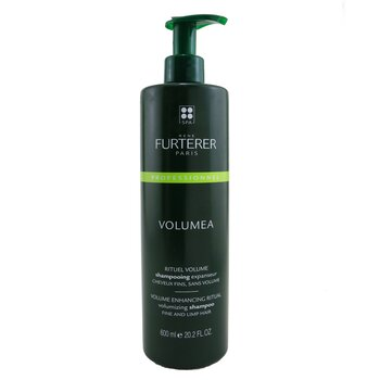 Volumea Volume Enhancing Ritual Volumizing Shampoo - Fine and Limp Hair (Salon Product) (600ml/20.2oz)