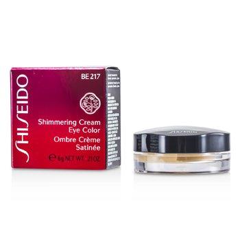 Shiseido Мерцающие Кремовые Тени для Век - # BE217 Yuba 6g/0.21oz