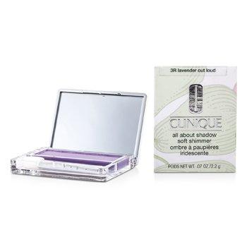 Clinique All About Eye Тени для Век - # 3R Lavender Out Loud (Мягкий Мерцающий) 2.2g/0.07oz