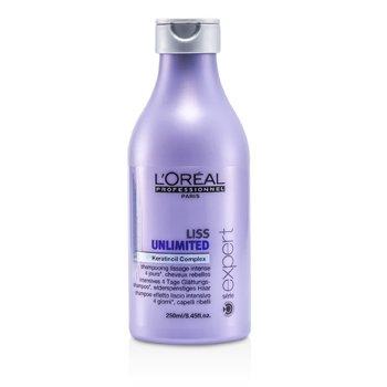 LOreal Professionnel Expert Serie - Liss Unlimited Разглаживающий Шампунь (для Непослушных Волос) 250ml/8.45oz