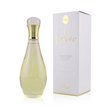 Christian Dior JAdore Сухое Шелковистое Масло для Тела 150ml/5oz