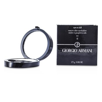 Giorgio Armani Eyes to Kill Тени для Век Соло - # 12 Лед 1.75g/0.061oz