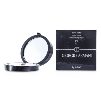 Giorgio Armani Cheek Fabric Румяна - # 500 Поп 4g/0.14oz