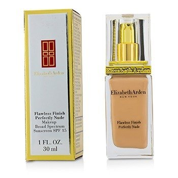Elizabeth Arden Flawless Finish Perfectly Nude Основа SPF 15 - # 03 Ванильная Ракушка 30ml/1oz
