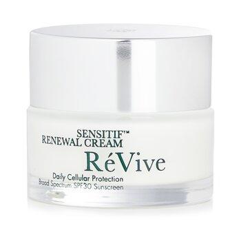 Re Vive Sensitif Ежедневный Обновляющий Защитный Крем SPF 30 50g/1.7oz