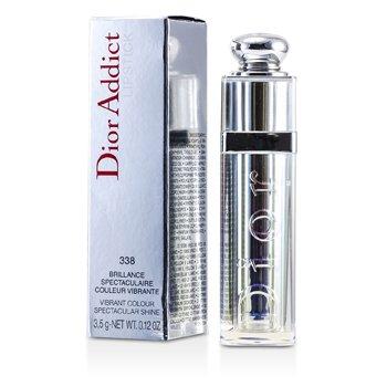 Dior Addict Be Iconic Vibrant Color Spectacular Shine Lipstick - No. 338 Mirage (3.5g/0.12oz)