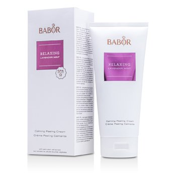 Relaxing Lavender Mint - Calming Peeling Cream (200ml/6.7oz)